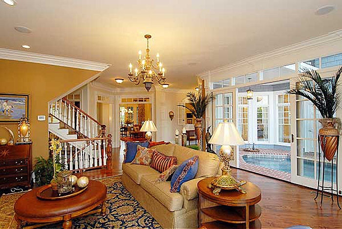 Personal choice in lighthouse interior decor dream house for Lighthouse home designs